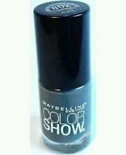 Maybelline Color Show Nail Polish Fashionably S-Late 802