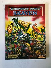 Skaven Army Book 7th Edition Pdf