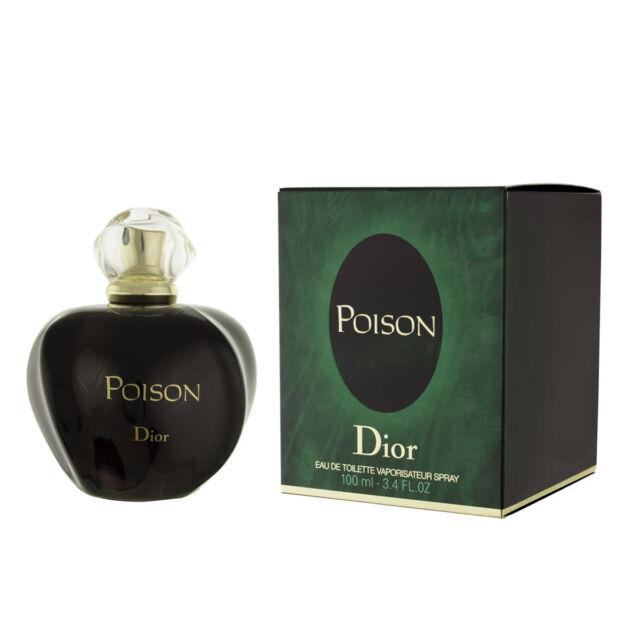 Dior Christian Poison Eau De Toilette 100 ml (woman)