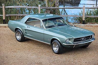Ford Mustang 289 Coupe direct from California