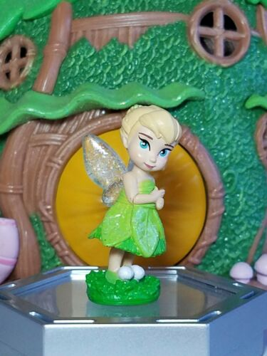 TINKER BELL ONLY Glitter Disney Animators Collection Littles Micro Playset House
