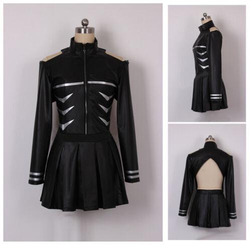 NEW Tokyo ghouls Kaneki Ken Fight Uniform Made Cosplay Costume dress