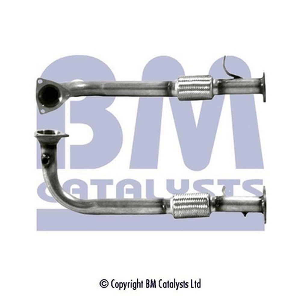 BM BM70491 EXHAUST PIPE Front