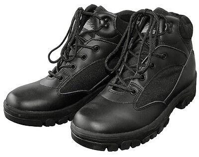 Neueste Kollektion Von Outdoor Boots Stiefel Semi Cut Schwarz Kampfstiefel Wander-schuhe Halbstiefel Einfach Und Leicht Zu Handhaben
