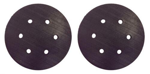 """Soutien Pad 6/"""" Crochet Boucle Pour Câble Porter Polisseuse 7424 7424XP 2"""