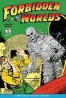Forbidden Worlds Archives: Volume 3 by Richard E. Hughes (Hardback, 2014)