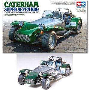 Tamiya 10204 Caterham Super Seven Bdr 2017 Ltd Ed 1:12 Kit de modèles de voiture 4950344102044