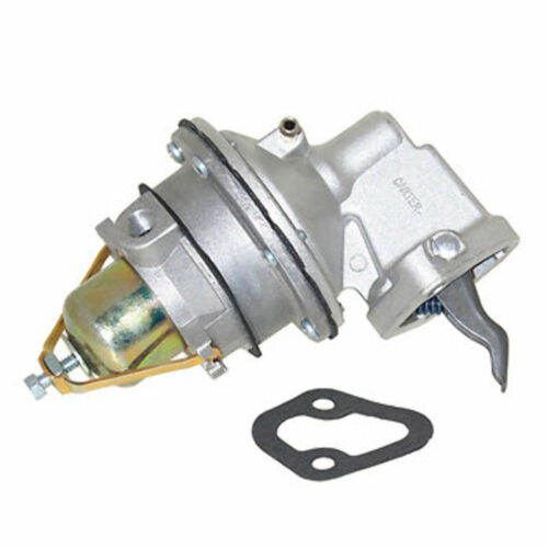 NIB Mercruiser 4 Cyl 2.5L 3.0L Fuel Pump Mech 861676A 1 3854858 77115 9-35422