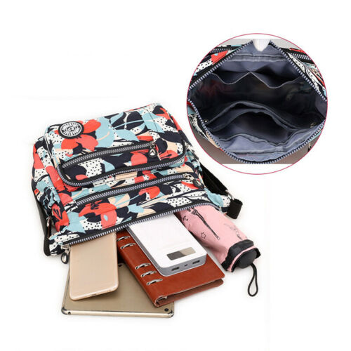 Womens Shoulder Bag Handbag Messenger Bag Cross Body Canvas Purse Tote Hobo Bags