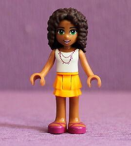 Lego Friends Stephanie Olivia Mia Andrea Kate Emma Zubehör große Auswahl M 24