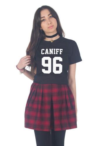 Caniff 96 T-shirt Top Tumblr Taylor Fangirl Magcon Garçons