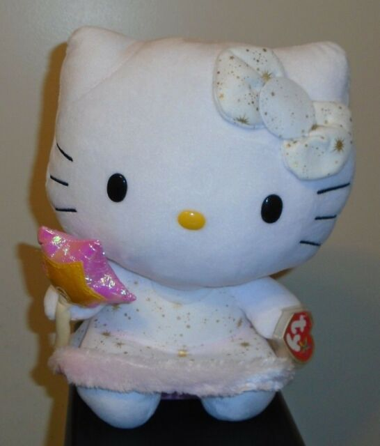 aee2770eb79 Buy Hello Kitty Angel 13 Inch Ty Beanie Buddies With Tag 2012 online ...
