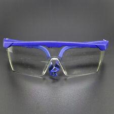 Lab Medical Protective Goggles Clear Safety Eyes Eyewear Glasses Anti-fog Dust