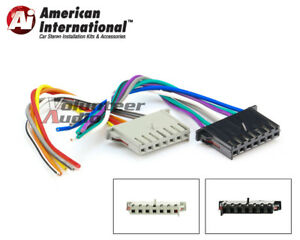 Enjoyable 711817 Metra Wiring Harness With Oem Radio Plugs Ebay Wiring Wiring Cloud Hisonuggs Outletorg