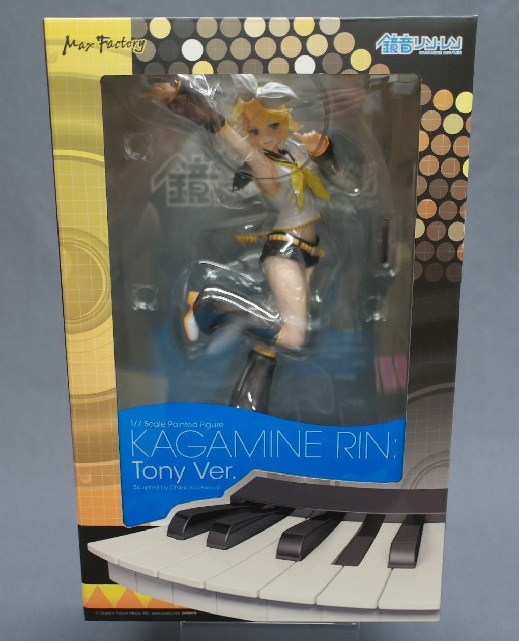 Character Vocal Series 02 Rin Kagamine Tony Ver. Max Factory Japan NEW