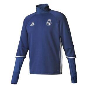 Adidas - REAL TRAINING TOP - FELPA REAL MADRID - art.  B44992-C