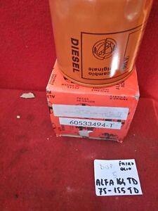 FILTRO-OLIO-ALFA-ROMEO-164-TD-ORIGINALE-60533494