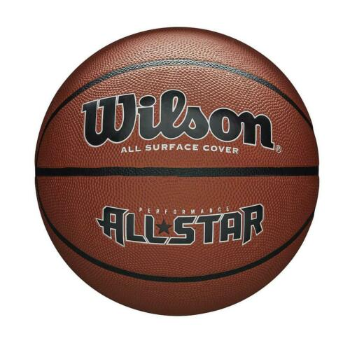 "SIZE 7 /""REVOLUTIONARY COATING/"" WILSON PERFORMANCE ALL STAR BASKETBALL"
