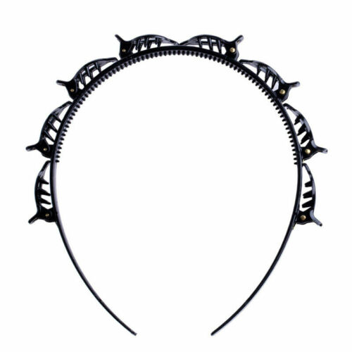 Haarschmuck Haarreif HairTwister Flechter Frisurenhilfe Haarkamm Haarspange new//