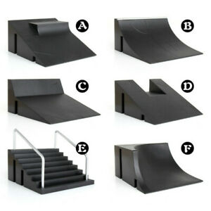 Fingerboard-Skate-Park-Ramp-Parts-for-Mini-Skateboard-Tech-Deck-Toy-5-5-inch