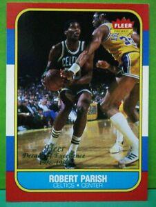 Robert-Parish-card-Decade-Of-Excellence-96-97-Fleer-15