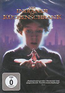 Der-Indianer-im-Kuechenschrank-dvd-NEU-OVP-deutsch-Frank-Oz-die-Omri-Kult