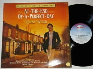 RALPH-McTELL-at-the-end-of-a-perfect-day-LP-Telstar-Rec-FOLK