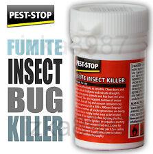 Pest-Stop FUMITE INSEKTEN-KILLER 3,5 g Entfernt Flies Fehler Ameise Kakerlaken