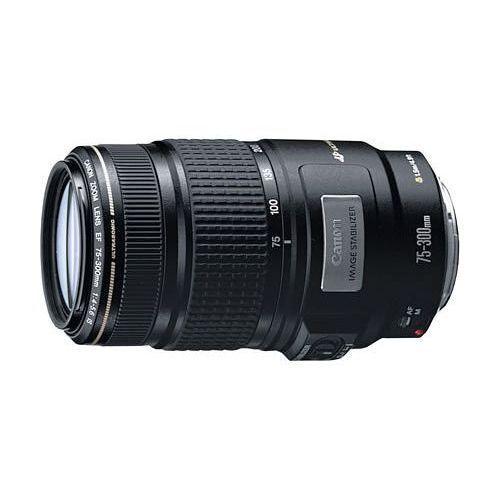 Near Mint! Canon EF 75-300mm f/4-5.6 IS USM - 1 year warranty
