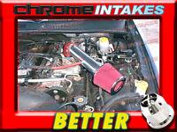Cf Red 1991-2004 Jeep Cherokee/grand 2.5 2.5l I4 4.0l I6 Air Intake Kit 2