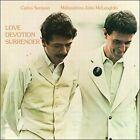 Love Devotion Surrender [Remaster] by John McLaughlin/Santana/Carlos Santana (CD, Feb-2008, 2 Discs, Legacy)