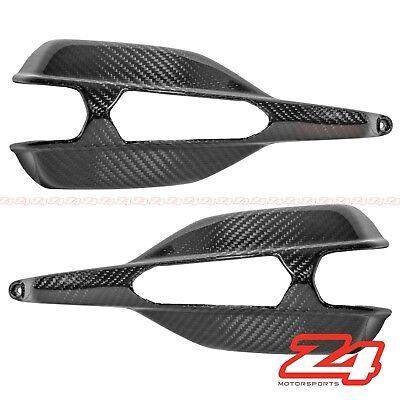 2007-2012 Hypermotard 796 1100 Handle Bar Hand Guard Cover Cowling Carbon Fiber