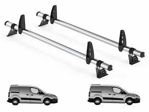 Rhino-Delta-Roof-Bars-2-Bar-Van-Roof-Rack-System-for-Peugeot-Partner-08-18