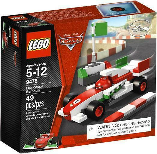 LEGO voitures 9478 - Francesco Bernoulli -  NEUF nouveau, SCELLÉE SEALED  commandez maintenant profitez de gros rabais