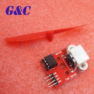 L9110 Ventilator Propeller Modul für Arduino Keyes Fan Motor Module 75mm 5V DC