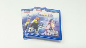 Final Fantasy X X 2 Art Cards