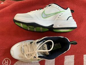 d5664ac9ec05 Nike Air Monarch IV 4 Pete Carroll Seattle Seahawks PE Promo Sample ...