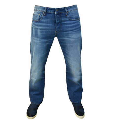 tamaño: 35//36 nuevo. Mega style G-Star 3301 tapered Jeans Hose