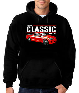 HOLDEN-VE-SSV-SS-UTE-QUALITY-BLACK-HOODIE-8-CAR-COLOURS