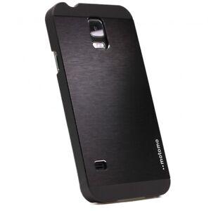 Urcover-Samsung-Galaxy-s5-aluminium-Housse-de-protection-pour-telephone-portable-Hard-Back-Case