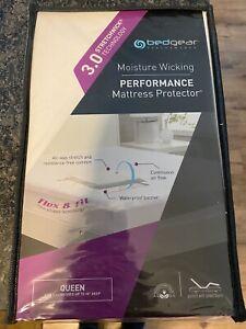 Bedgear Performance 3.0 Moisture Wicking Mattress ...