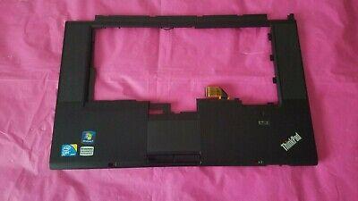 New for Lenovo Thinkpad T510 W510 T510I Palmrest Keyboard Bezel Upper W//FPR 60Y5504