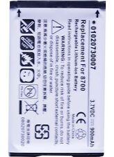 battery for  Blackberry 8700