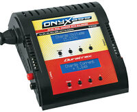 Duratrax Onyx 255 Ac/dc Dual Port Nimh/lipo Balancing Charger Dtxp4255