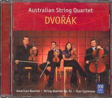 DVORAK - String Quartets 10 & 12 / 4 Cypresses - AUSTRALIAN STRING QUARTET - ABC