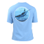 Save 30/% HUK YOUTH WHERE/'S THE PITCH MARLIN FISHING TEE-Pick Color//Size