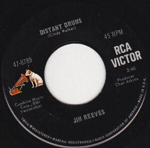 JIM-REEVES-Distant-Drums-7-034-45