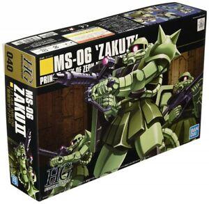 Bandai-Hobby-HGUC-1-144-40-ZAKU-II-Mobile-Suit-Gundam-Model-Kit