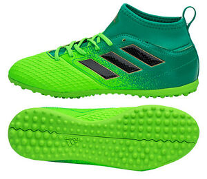 Image is loading Adidas-Junior-ACE-17-3-PRIMEMESH-TURF-BB1000-
