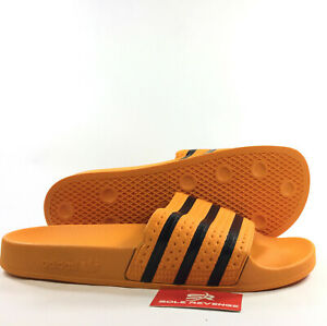 reputable site 8f41c 4598e Image is loading MEN-New-Adidas-ADILETTE-Slides-Sandals-CQ3099-Flip-